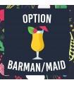 Option Barman/Barmaid